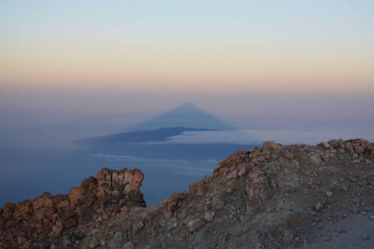 Zažij východ slunce na vrcholu Pico del Teide (3 718 m n. m.)