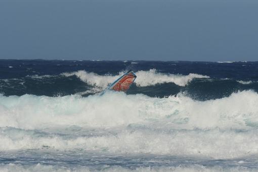běžná letní velikost vln - logo high