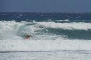 pro začátečníky na kite surfu Cabezo určitě není