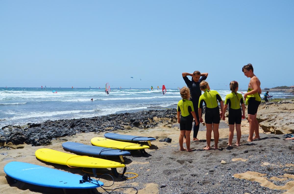 Surf & WindSurf & SUP- škola & půjčovna