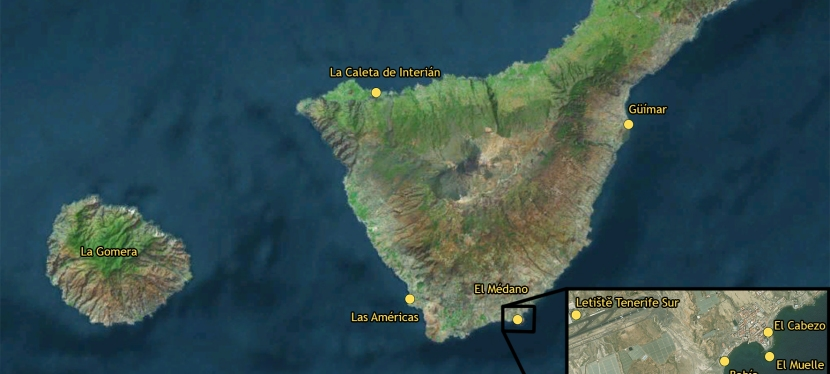 Tenerife windsurf and kite guide