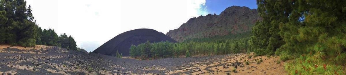 Volcan de Arafo