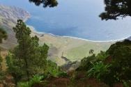 Las Playas ze shora