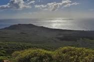 pohled na maják Orchilla